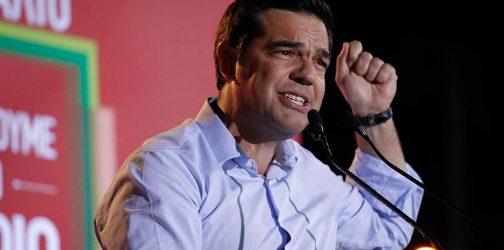 Tsipras promete acabar con austeridad