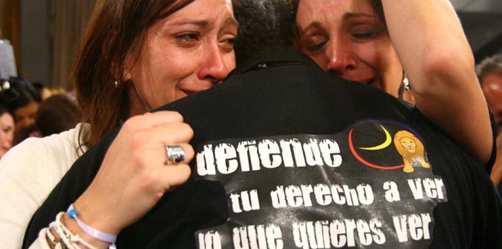 Corte IDH ordena a Venezuela devolver frecuencia a televisora RCTV