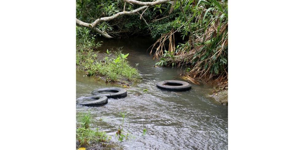 Los ríos como basureros