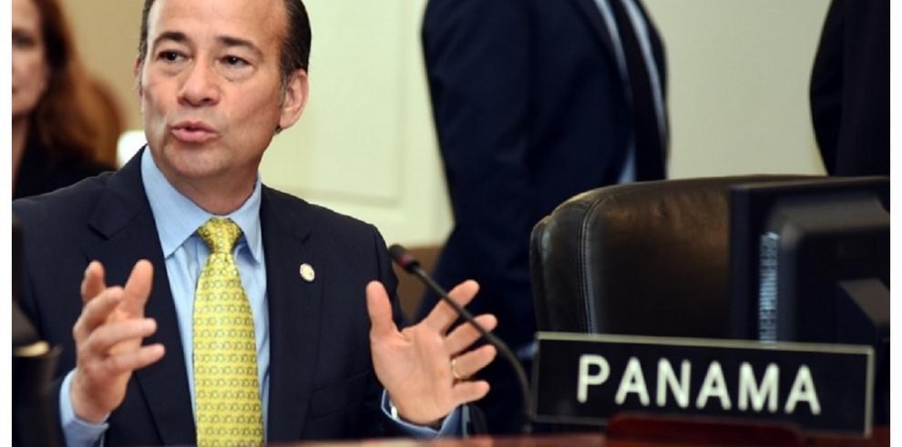 Panamá reitera su compromiso ante el Consejo Permanente de la OEA