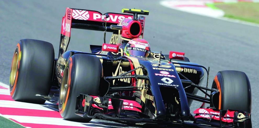 Grosjean será el nuevo piloto de Haas para 2016