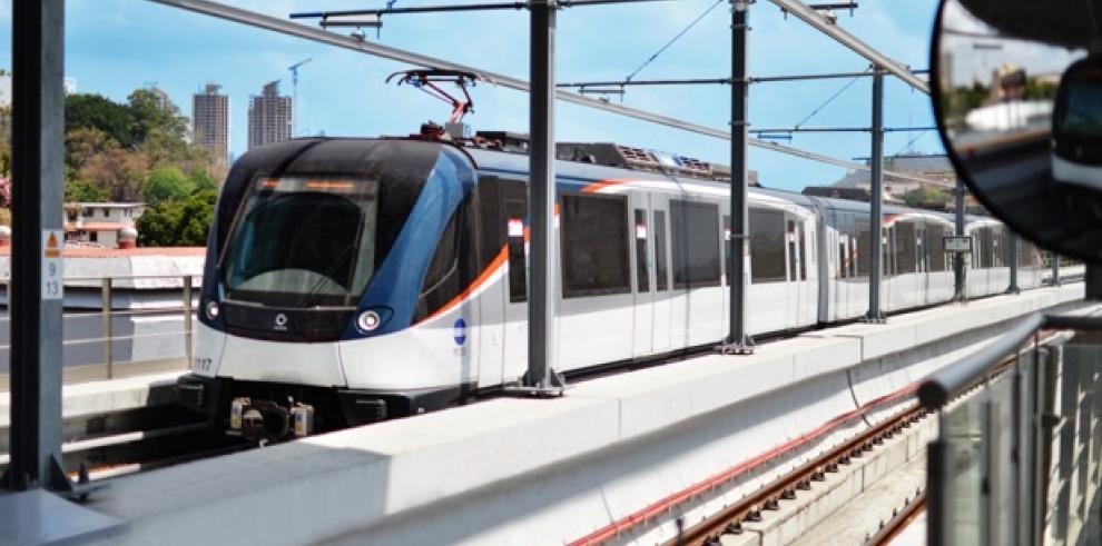 Se restablece el servicio del Metro de Panamá