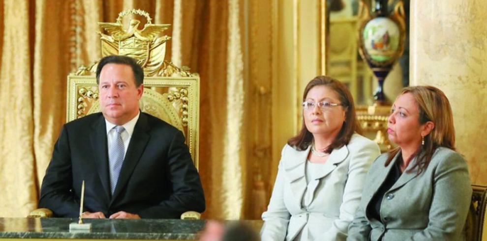 Fiscal electoral suplente toma posesión del cargo