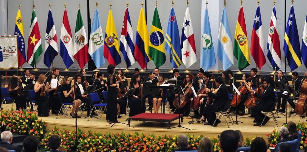 Concierto de la orquesta Ítalo Panameña