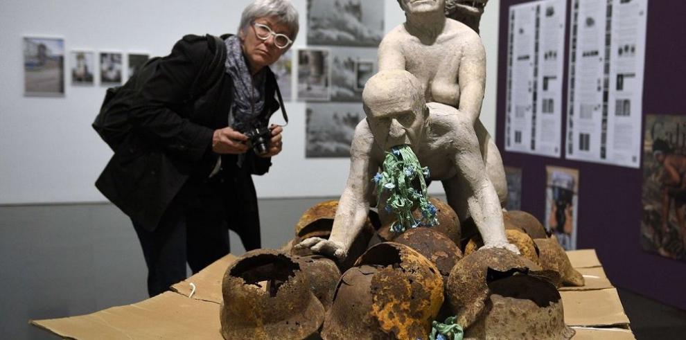 Museo expone polémica obra