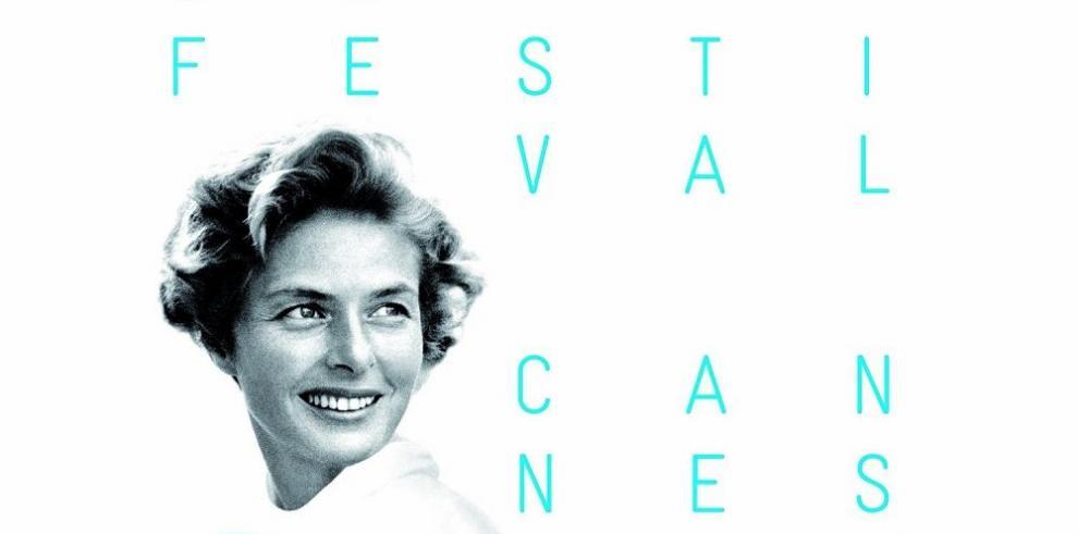 Cannes homenajea a Ingrid Bergman en cartel
