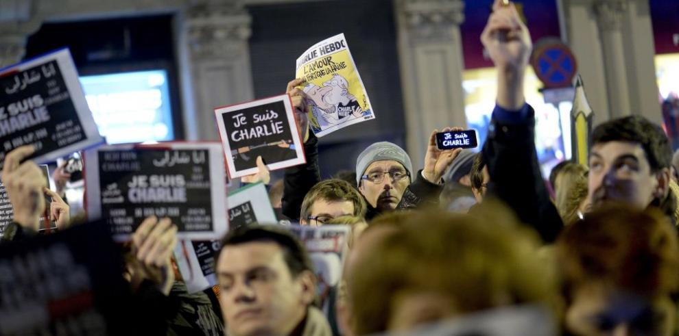 Líderes europeos arroparán a Francia en manifestación contra terrorismo