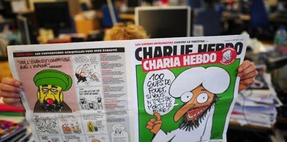 El próximo número de Charlie Hebdo se venderá en el extranjero