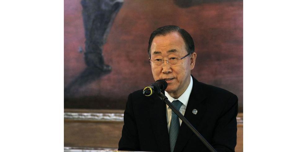 Ban Ki-moon visita Bolivia