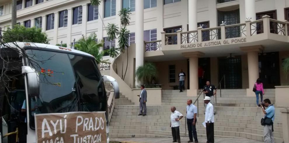 Transportistas de Colón interponen recurso legal ante la CSJ