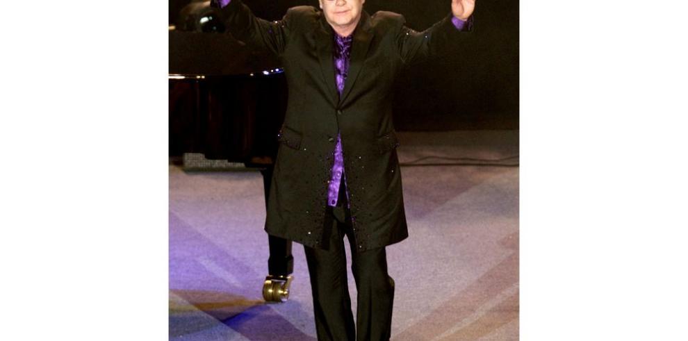 Elton John y Bob Dylan, en un mismo recinto