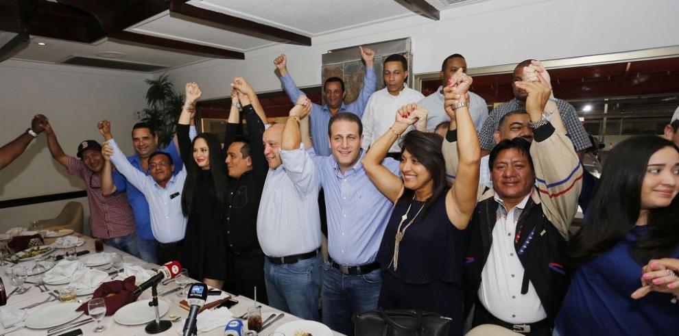 """Panameñistas """"vetan"""" candidatura de Crispiano Adames"""