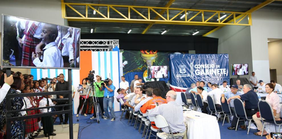 Gobierno avala modificación de Proyecto Colón-Puerto Libre
