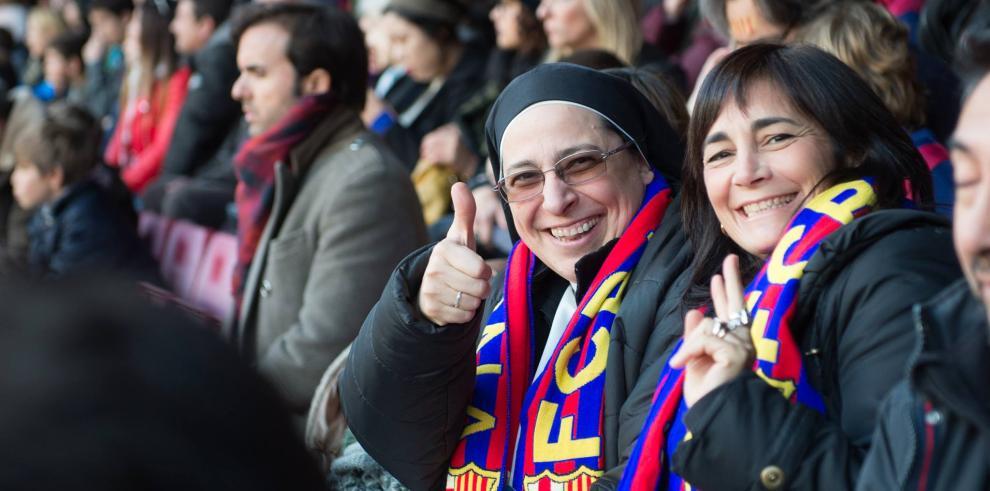 Monja gana premio de popularidad en España