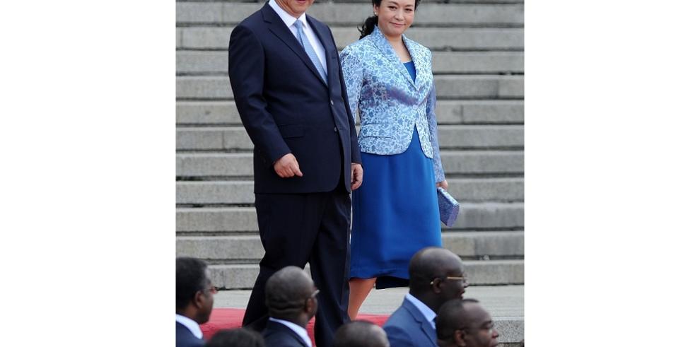 Primera Dama china