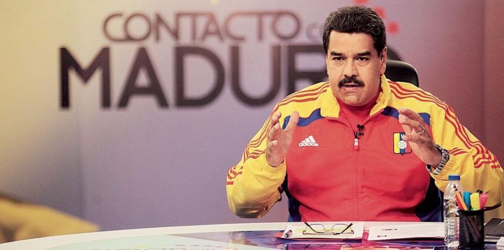 """Nicolás Maduro """"evita"""" la intercesión del papa por los presos políticos"""