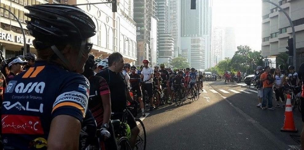 Ciclistas recuerdan a Mónica Licona con diversos actos
