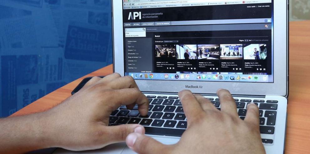 API, registros con mirada panameña