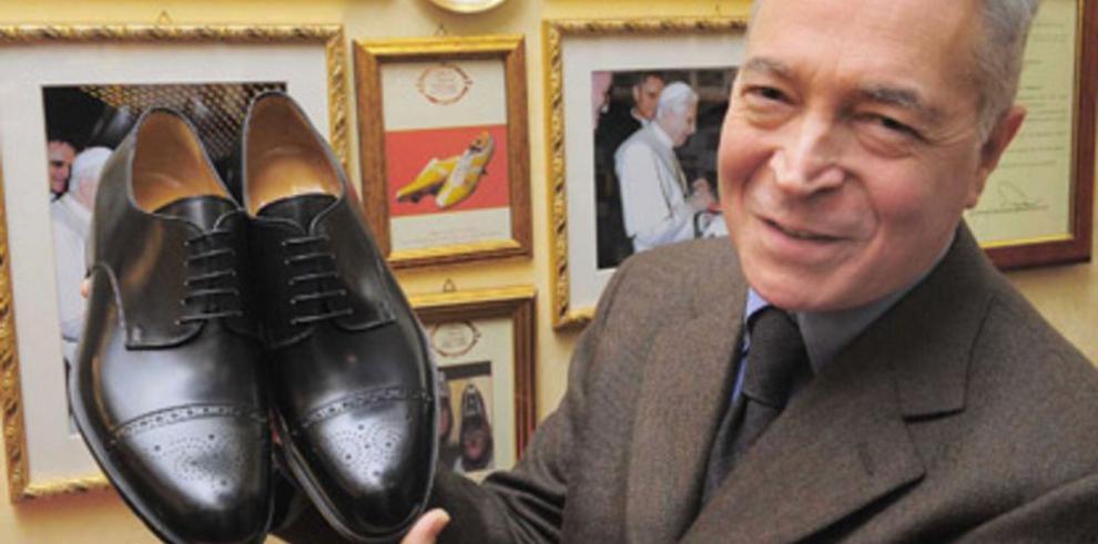Stefanelli, el zapatero del Vaticano