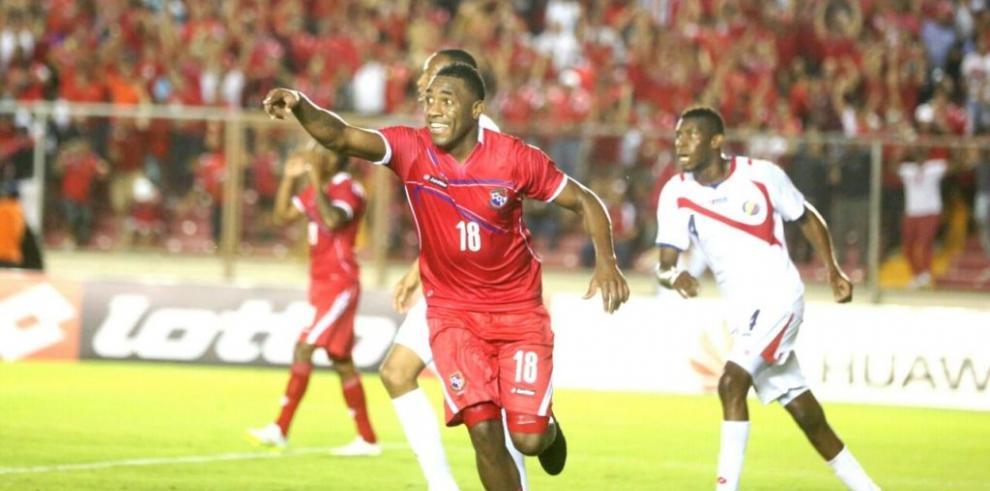 Panamá vence 2-1 a Costa Rica en amistoso