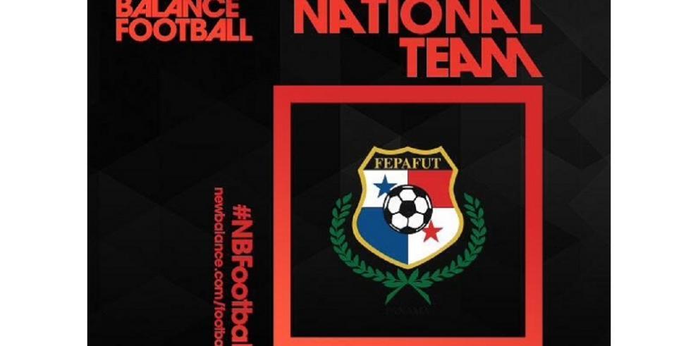 New Balance será la nueva marca deportiva de la selección de Panamá