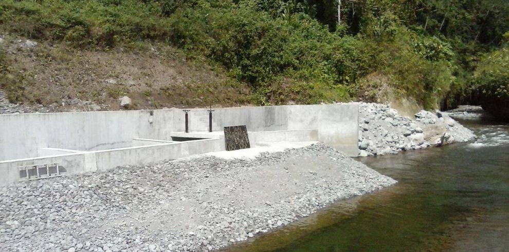 Moradores de Bugaba se oponen a nueva hidroeléctrica