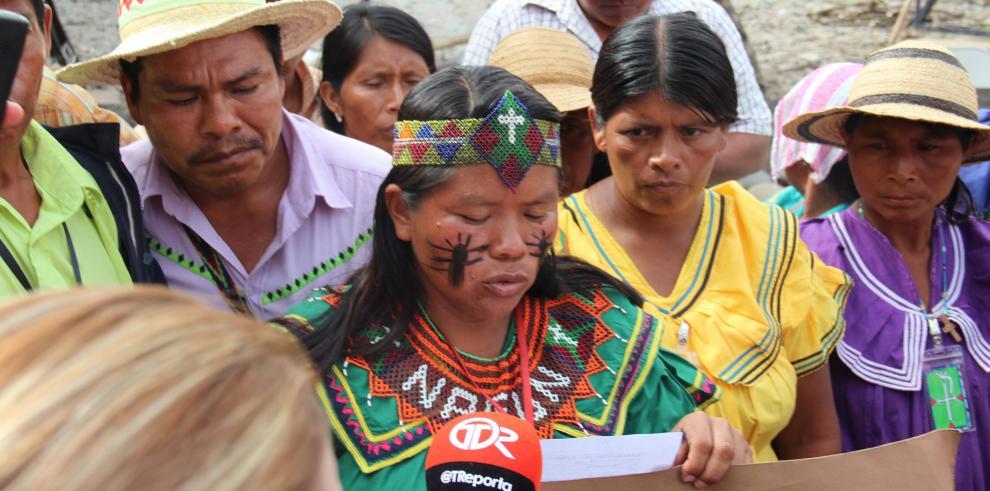 GENISA no se responsabiliza de inundación en área invadida por indígenas