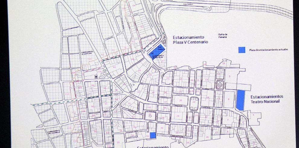 Construirán nuevos estacionamientos para el Casco Antiguo