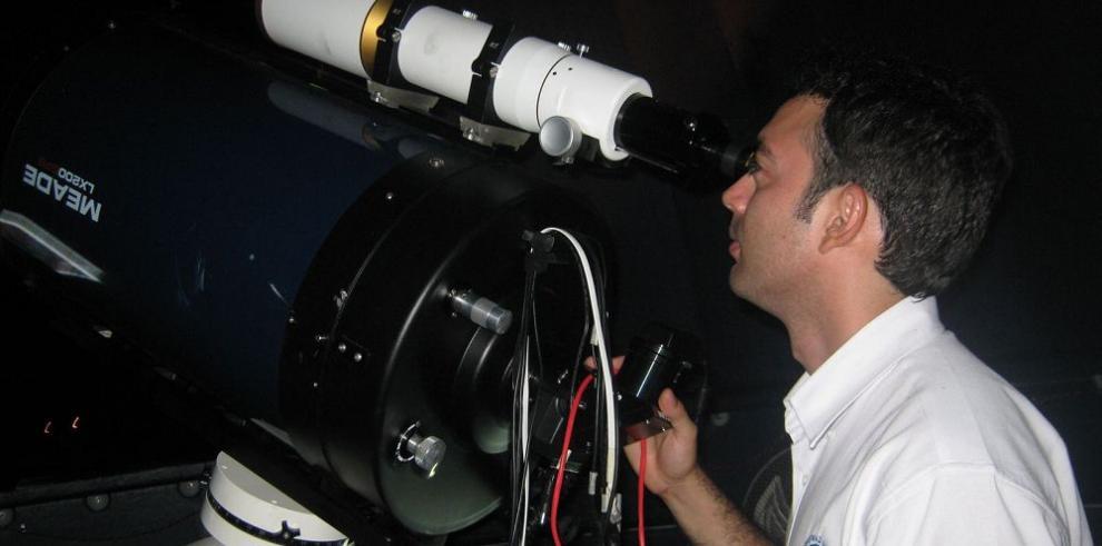 Instalarán telescopio para vigilancia aeroespacial