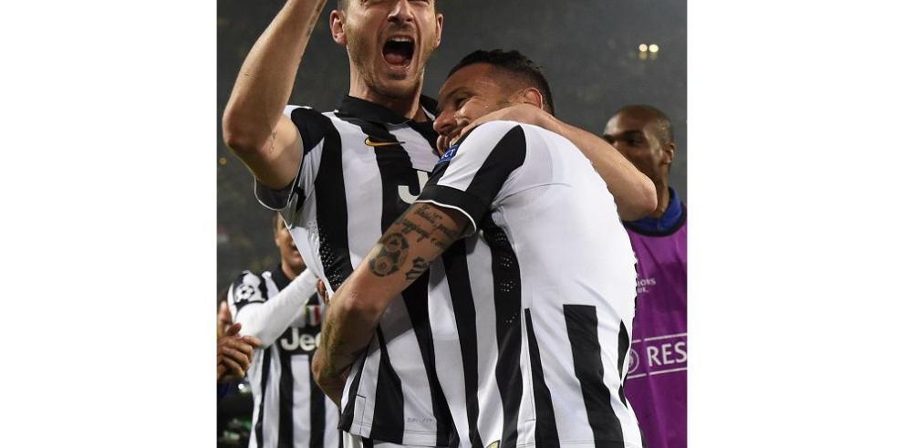 Juventus sale dispuesto a enderezar su camino