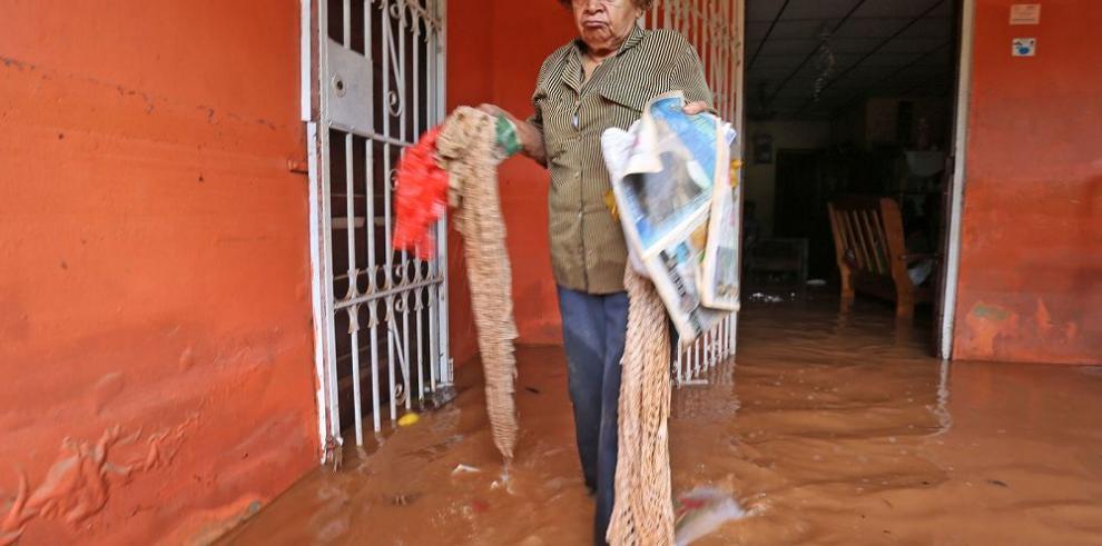 Más de dos mil personas afectadas por inundaciones