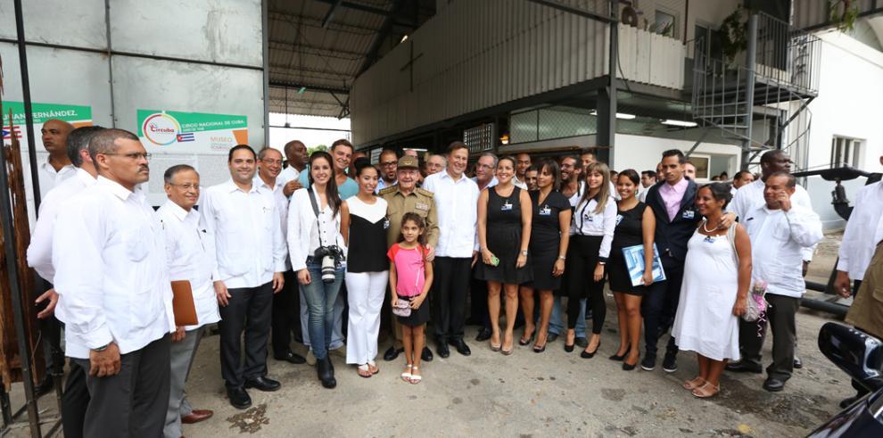 Gobierno de Panamá destaca logros en el viaje a Cuba