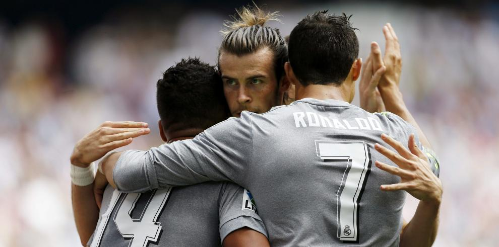 El hambre de Cristiano Ronaldo destroza al Espanyol