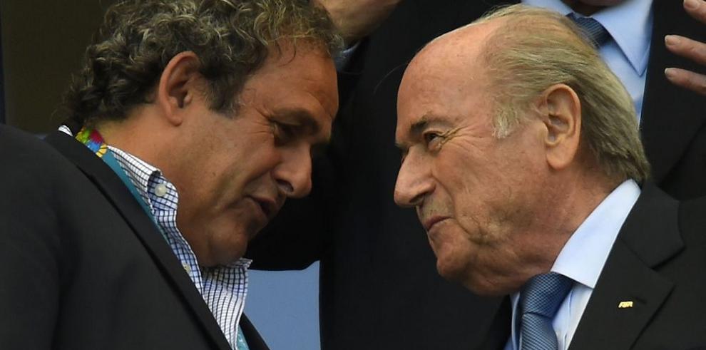 Michel Platini reitera que es importante un cambio en FIFA