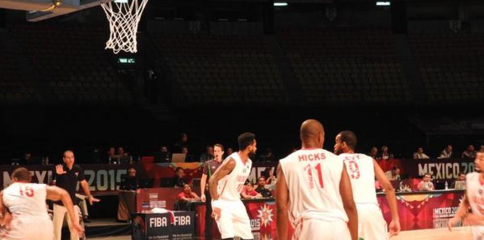 Panamá avanza a la segunda fasedel Torneo Preolímpico de Baloncesto