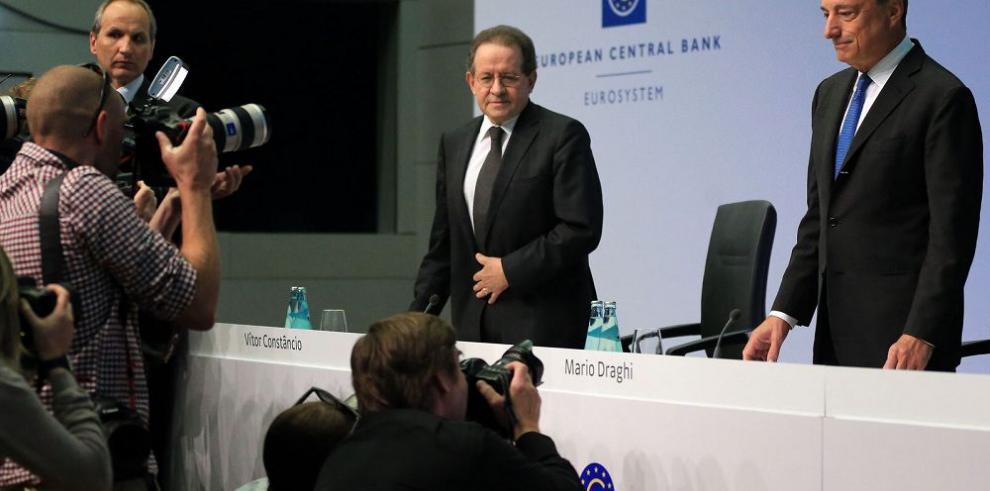 BCE, pesimista ante previsiones de la zona euro