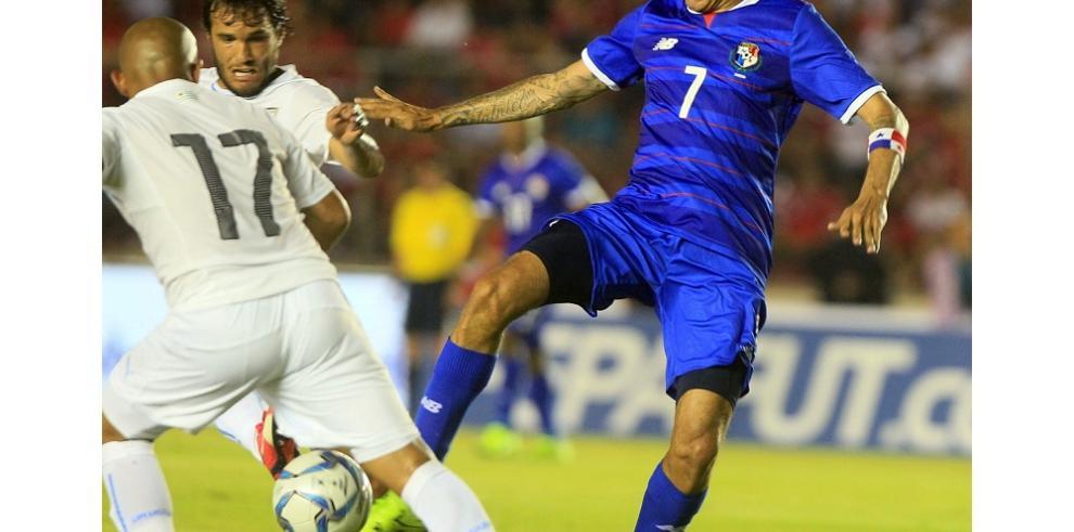 Minuto 80 vuelve a reinar: Panamá pierde en amistoso con Uruguay