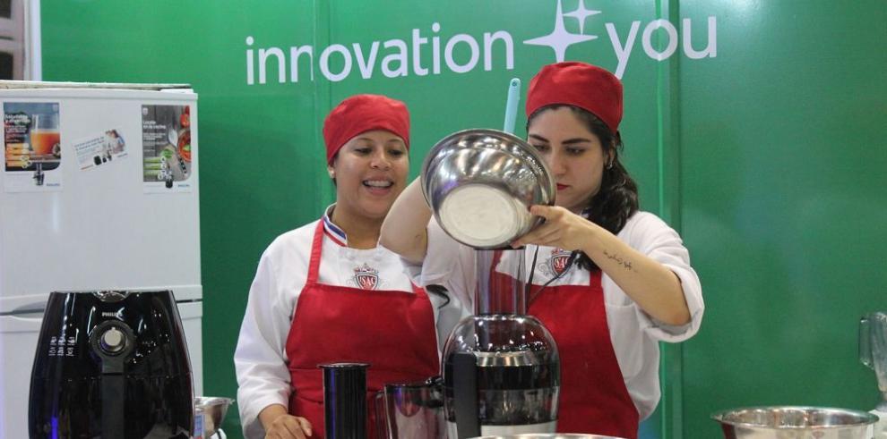 Apoyan la educación de tres futuros chefs