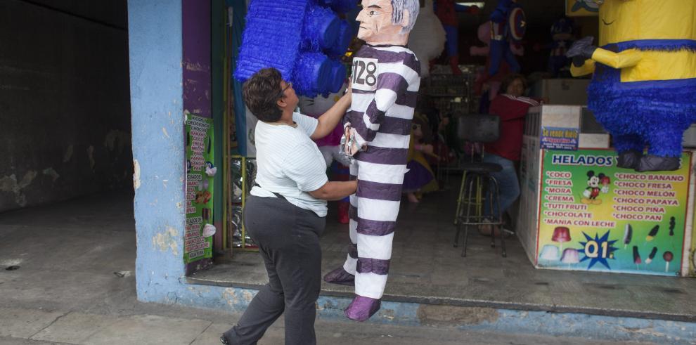 Guatemala en ebullición a dos días de las elecciones