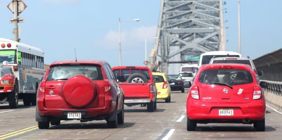 Al menos 29 mil vehículos retornan hoy a la ciudadtras la Semana Santa