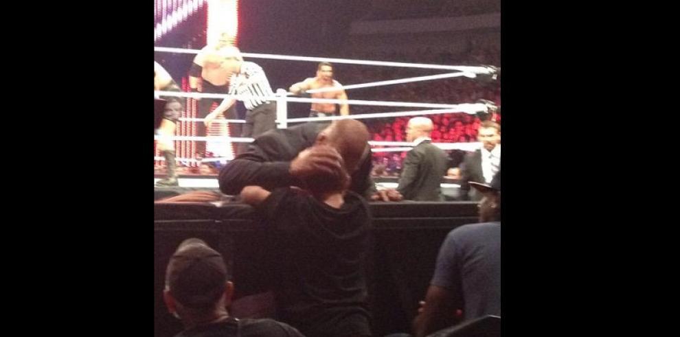 Triple H de la WWE dejó ver su lado tierno