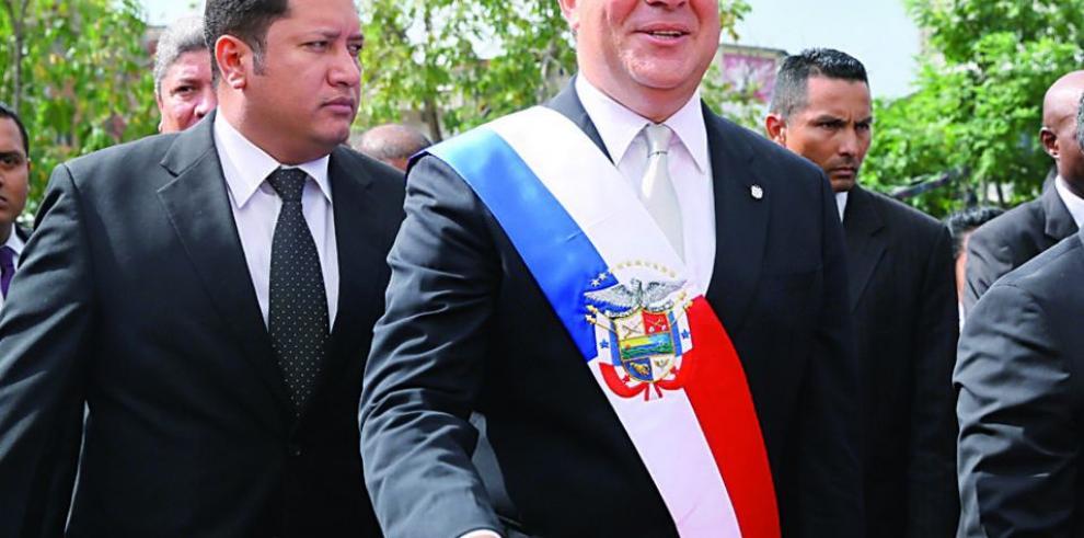 Varela promueve el país entre empresarios y líderes políticos