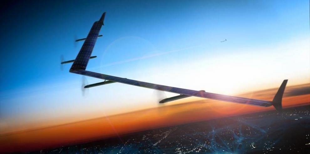Facebook apuesta a drones para llevar internet a lugares remotos