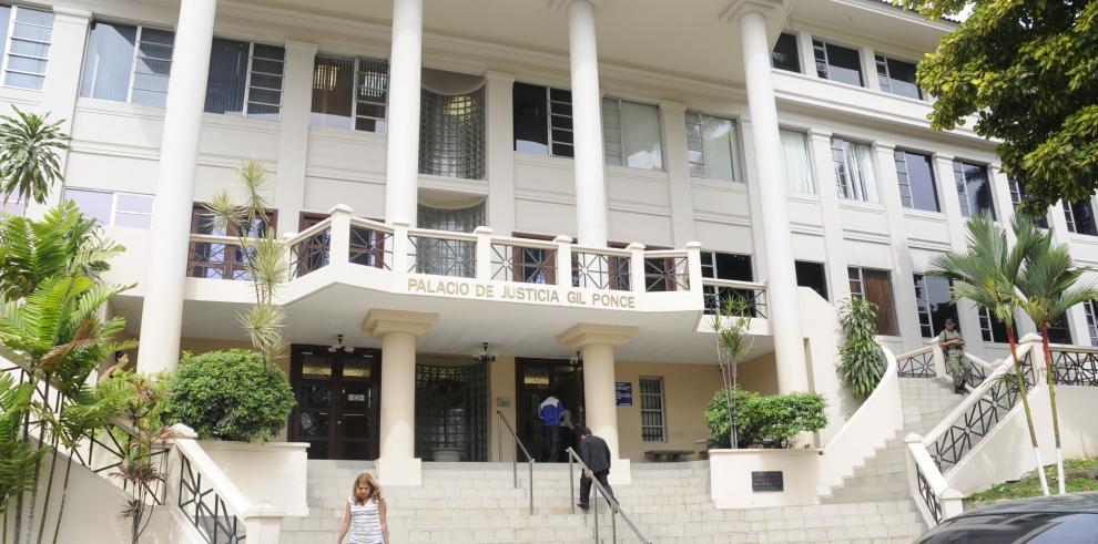 Conoce a algunos de los funcionarios detenidos en el Órgano Judicial