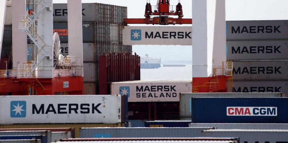Naviera Maersk despedirá a 4 mil trabajadores