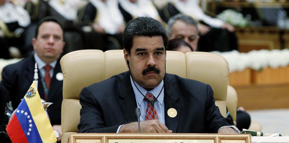 Oposición venezolana pide boicot al discurso de Maduro en Consejo DDHH