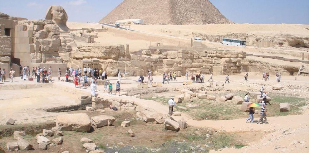 Las pirámides y su historia aún por contar