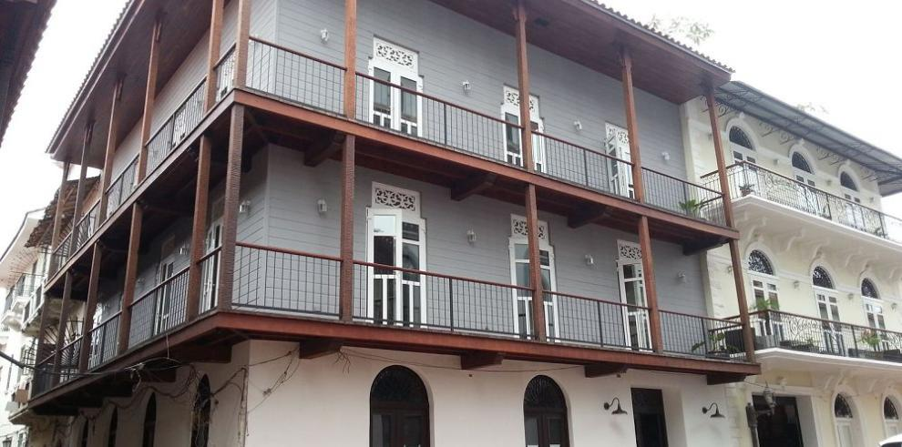 El fibrocemento para el rescate del Casco Viejo