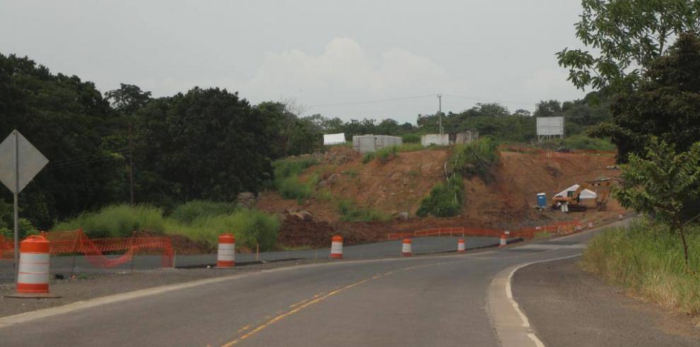 Polémica por construcción en la vía Interamericana
