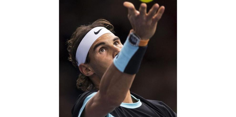 El español Rafael Nadal liquida a Rosol en 61 minutos